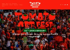 tomatoartfest.com