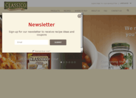 tomatoes.classico.com