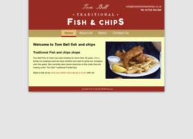 tombellsfishandchips.co.uk