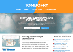tombofry.co.uk
