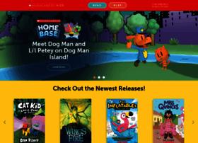tombquest.scholastic.com
