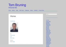tombruning.com