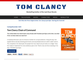 tomclancy.com