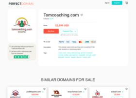tomcoaching.com