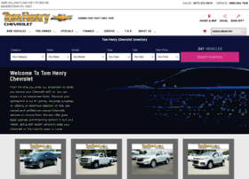 tomhenrychevy.com