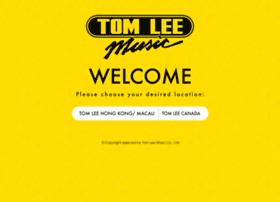 tomleemusic.com