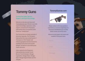 tommygunner.com