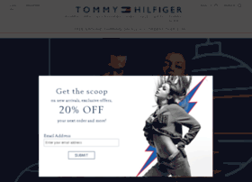 tommyhilfiger.com