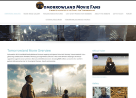 tomorrowland-movie.com