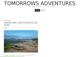 Tomorrows-adventures.com