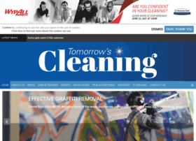 tomorrowscleaning.com