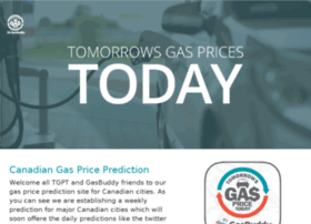 tomorrowsgaspricetoday.com