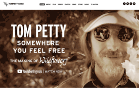 tompetty.com