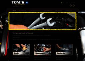 tomsfleetservice.com
