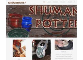 tomshumanpottery.com