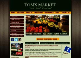 tomsmarket.com