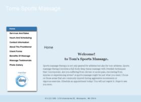 tomssportsmassage.massagetherapy.com