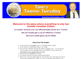 tomstoonietuesday.com