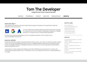 tomthedeveloper.com