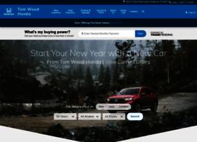 tomwoodhonda.com