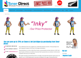 tonerdirect.co.nz