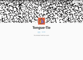 tongue-tie.tumblr.com