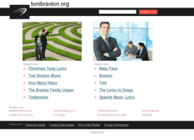 tonibraxton.org
