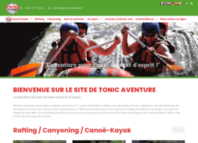 tonic-aventure.fr