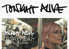 tonightaliveofficial.com