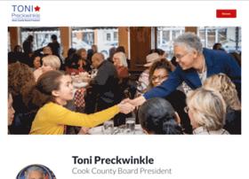 tonipreckwinkle.org