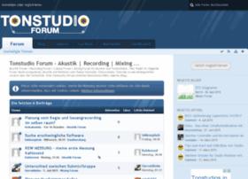 tonstudio-forum.de
