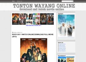 tontonwayangonline.blogspot.com
