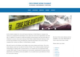 tony-wisconsin.crimescenecleanupservices.com