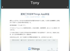 tony95.com