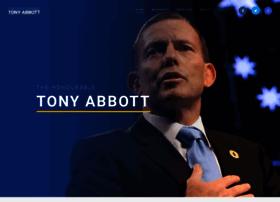 tonyabbott.com.au