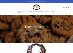 tonyascookies.com