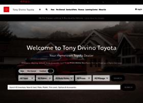 tonydivinotoyota.com