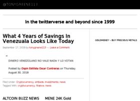 tonygreene113.com