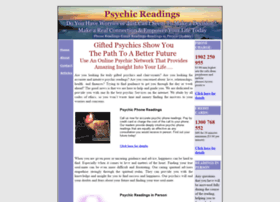 tonyjungpsychic.com