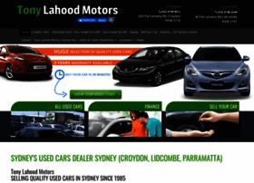 tonylahoodmotors.com.au