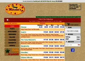 tonymaronnis.foodtecsolutions.com