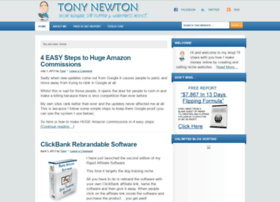 tonynewton.co.uk