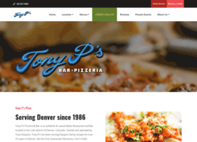 tonypspizza.com