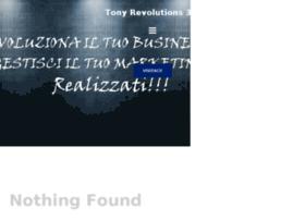tonyrevolutions.com