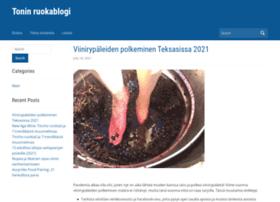 tonysdeli.fi