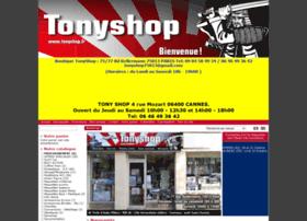 tonyshop.fr