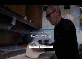 tonysnypizza.com