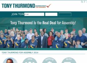tonythurmond.nationbuilder.com