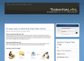 toobigforemail.com