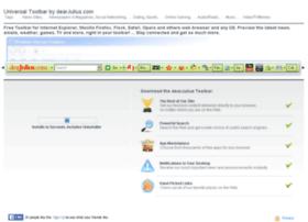 toolbar.dearjulius.com
